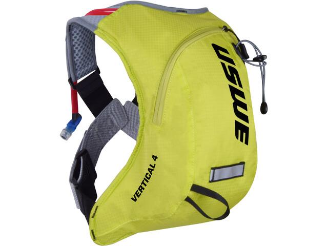 USWE Vertical 4 Plus Plecak żółty/szary